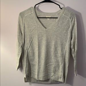J.Crew Grey sweater